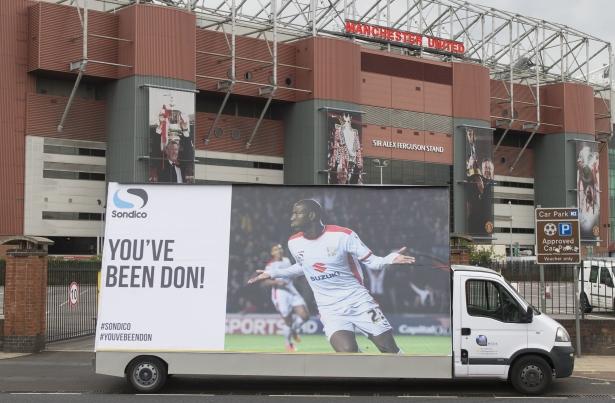 Mobile Billboard Manchester