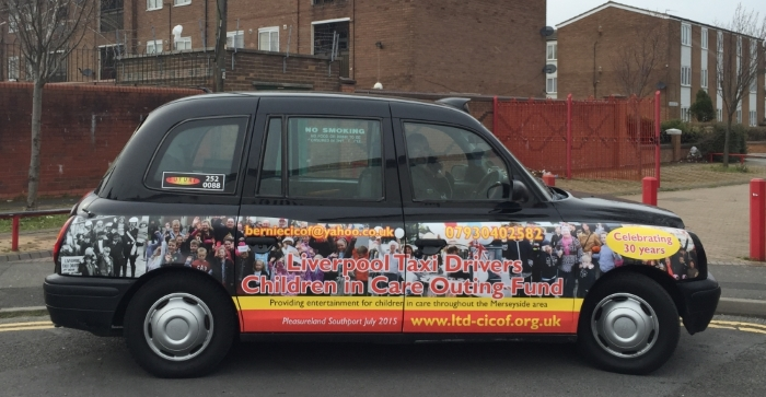Advertising on Taxis
