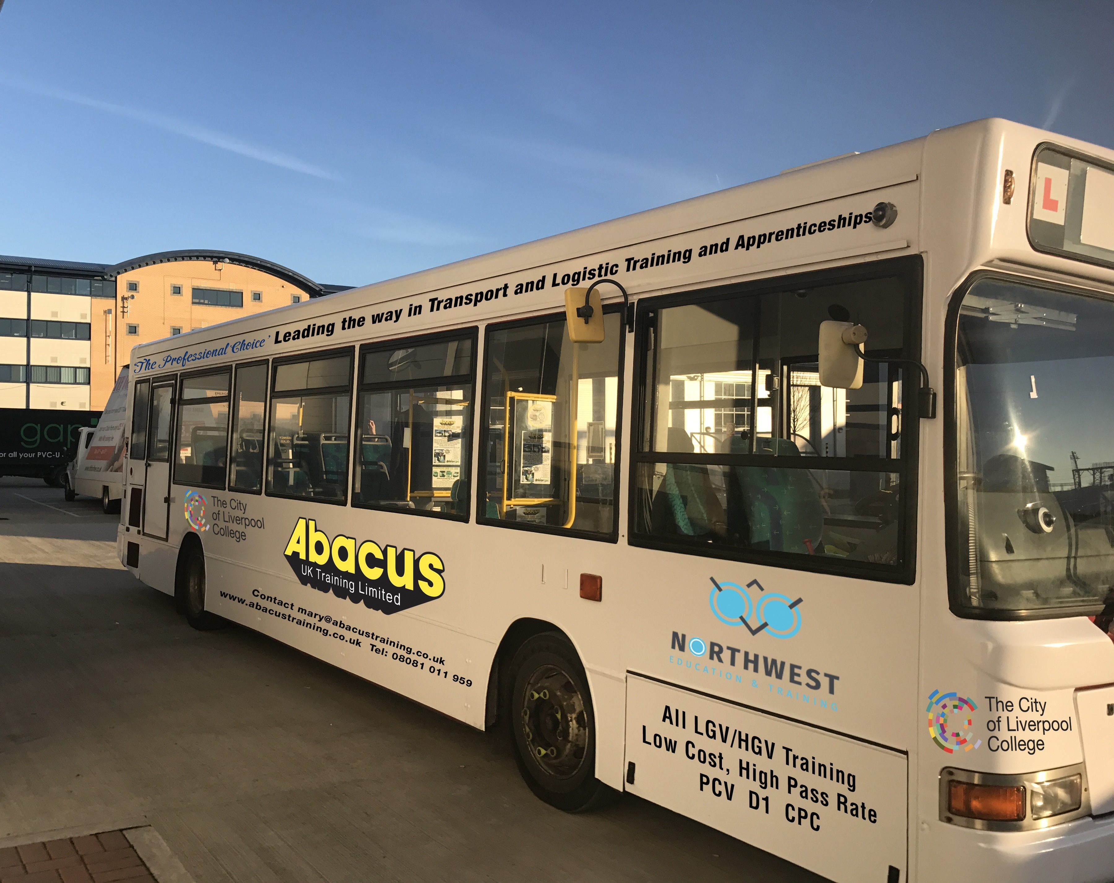 Bus Wrapping Liverpool - Advertise Your Business With a Bus Wrap
