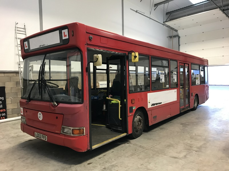 Bus Wrapping by Huge Media Advertising, Speke Business Park, Unit 14 Sprint Way, Liverpool, L24 9AB
